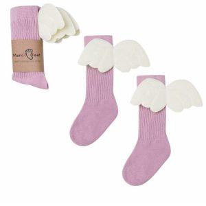 Angel Socks Pink