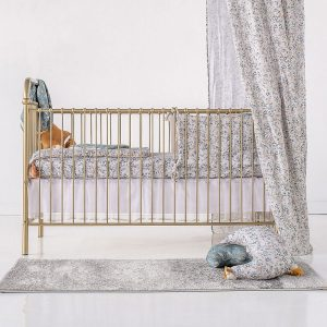 Baby/Toddler bed GOLD
