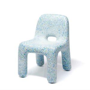 EcoBirdy Chair (colour: Ocean)