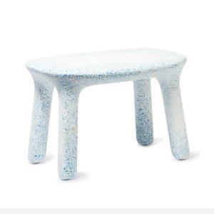 EcoBirdy Table (colour: Ocean)