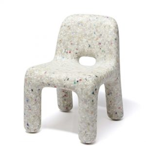 EcoBirdy Chair (colour: Off White)
