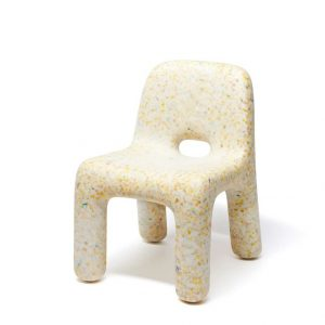 EcoBirdy Chair (colour: Vanilla)