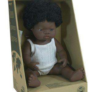 African Girl Doll 38cm