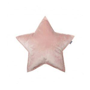 Star pillow Grey/blue
