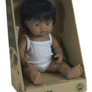 Hispanic Boy Doll (38cm)