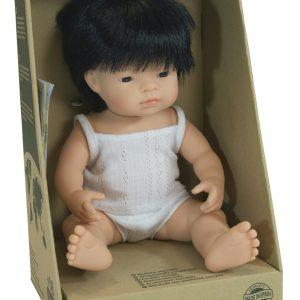Asian Boy Doll (38cm)
