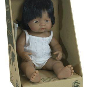 Hispanic Girl Doll (38cm)